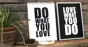we love wat we do at the print HQ in sydney